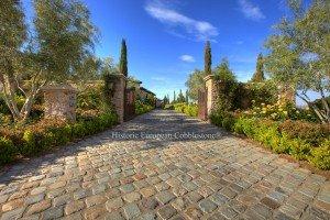 Historic European Cobblestone Sandstone 6x6