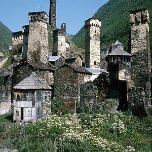Svaneti Tower Houses — Georgia, 12th Century